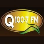 Logo da emissora Radio CBC Radio Q 100.7 FM