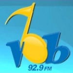 Logo da emissora Radio VOB - Voice of Barbados 92.9 FM