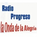 Logo da emissora Radio Progreso 90.3 FM