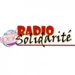 Logo da emissora Radio Solidarité 107.5 FM