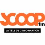 Logo da emissora Radio Scoop 107.7 FM