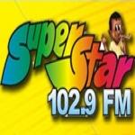 Logo da emissora Superstar 102.9 FM