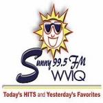 Logo da emissora WVIQ 99.5 FM