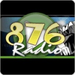 Logo da emissora 876 Radio
