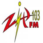 Logo da emissora Radio Zip FM 103
