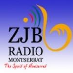 Logo da emissora Rádio Montserrat ZJB 91.9 FM