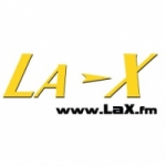Logo da emissora La X 103.7 FM