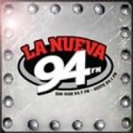 Logo da emissora La Nueva 94.7 FM