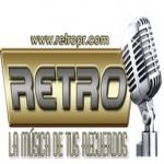 Logo da emissora Retro PR