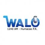 Logo da emissora Radio WALO 1240 AM