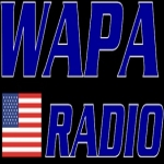 Logo da emissora WAPA 680 AM