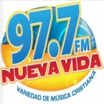 Logo da emissora WBRQ 97.7 FM