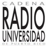 Logo da emissora WRTU Radio Universidad 89.7 FM