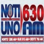 Logo da emissora WUNO 630 AM
