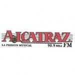 Logo da emissora Alcatraz 90.9 FM