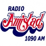 Logo da emissora Amistad 1090 AM