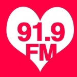 Logo da emissora Amor 91.9 FM