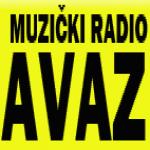 Logo da emissora Radio Avaz 99.6 FM