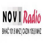 Logo da emissora Radio Novi Bihac 105.6 FM