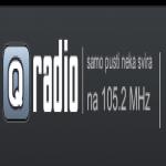 Logo da emissora Radio Q Zenica 105.2 FM
