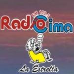 Logo da emissora Cima 100.5 FM