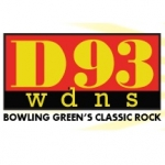 Logo da emissora Radio WDNS D93 93.3 FM