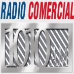 Logo da emissora Comercial 1010 AM
