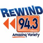 Logo da emissora Radio WRND Rewind 94.3 FM