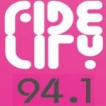 Logo da emissora Fidelity 94.1 FM