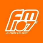 Logo da emissora FM 107