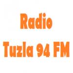 Logo da emissora Radio Tuzla 94 FM