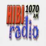Logo da emissora HIBI Radio 1070 AM