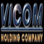 Logo da emissora Radio Vikom 105.3 FM