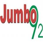 Logo da emissora Jumbo 92.3 FM