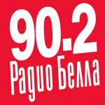 Logo da emissora Radio Bella 90.2 FM