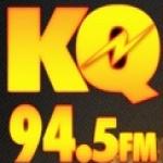 Logo da emissora KQ 94.5 FM