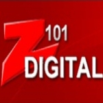 Logo da emissora La Z 101 101.3 FM