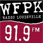 Logo da emissora Radio WFPK 91.9 FM