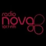 Logo da emissora Radio Nova 101.7 FM