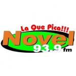 Logo da emissora Radio Novel 93.9 FM