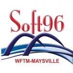 Logo da emissora Radio WFTM Soft 96 95.9 FM