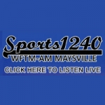 Logo da emissora Radio WFTM 1240 Sports AM