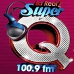 Logo da emissora Super Q 100.9 FM