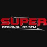 Logo da emissora Radio Super Regional 103.9 FM