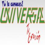 Logo da emissora Universal 650 AM