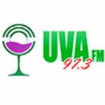 Logo da emissora Radio Uva 97.3 FM