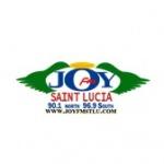 Logo da emissora Joy 90.1 FM