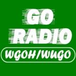 Logo da emissora Radio WGOH Go Radio 100.9 FM 1370 AM