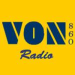 Logo da emissora Radio Von 860 AM