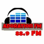 Logo da emissora Radio Adoration 88.9 FM